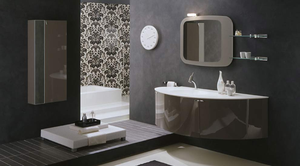 Come arredare un bagno moderno for Design di showroom di mobili