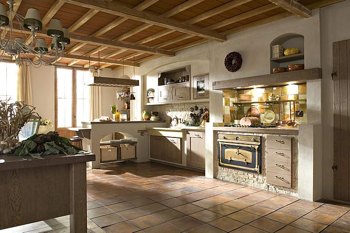 Stunning Come Arredare Una Cucina Rustica Images - Ideas & Design ...